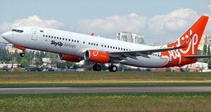 SkyUp вводит правила обязательного ношения масок вовремя полета.
