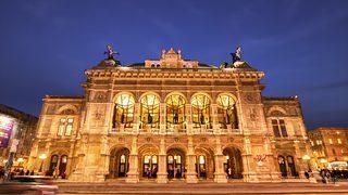 Венская опера экскурсия