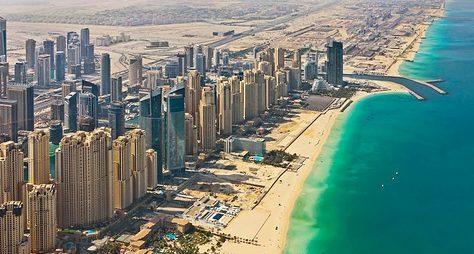 Дубай— первая встреча