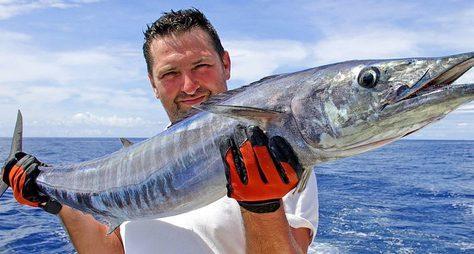 Морская рыбалка наСамуи