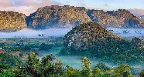 Виньялес: плантации табака иполет назип-лайне