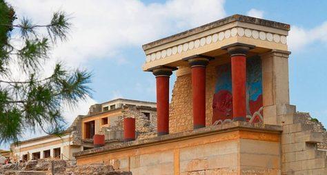 Археологическое путешествие поострову Крит