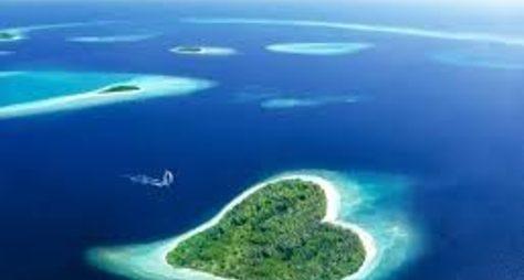 Путешествие наМальдивы— райский остров!