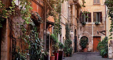 Многоликий Рим