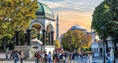 Стамбул: коротко оглавном