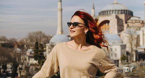 Фотопрогулка поутреннему Стамбулу