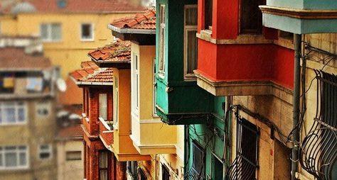 Уютные улочки старого Стамбула