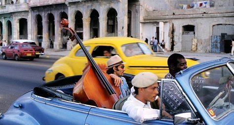 Гавана вдоль ипоперек