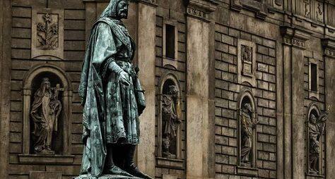 Прага короля КарлаIV