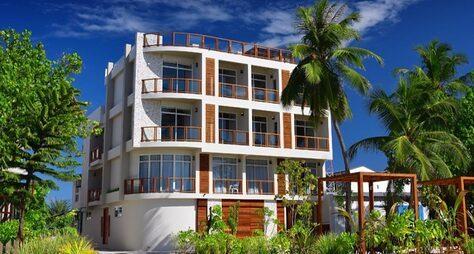Velana Beach Maldives
