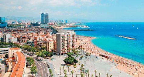 Знакомьтесь, Барселона! савиа