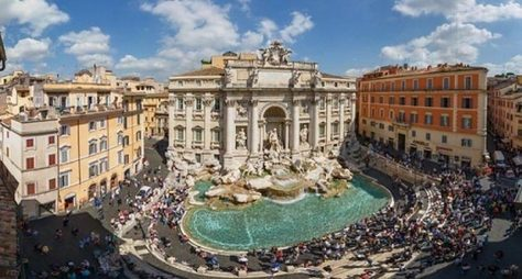 Сочный викенд: Верона, Рим, Венеция