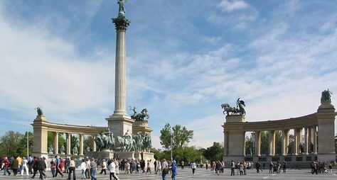 Очарование трёх городов: Будапешт, Вена, Прага