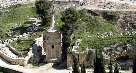 Некрополис Иерусалима