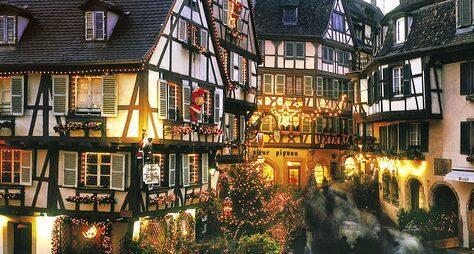 Страсбург— столица Рождества