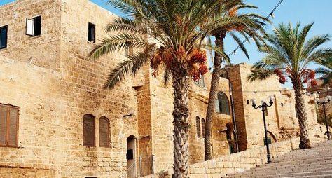 Групповая экскурсия: Тель-Авив— Яффо