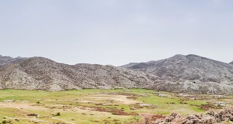 Горное плато Нида: путешествие последам Зевса
