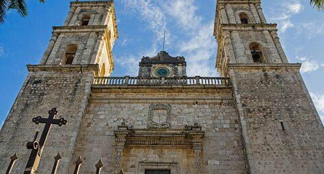 Большое путешествие пополуострову Юкатан