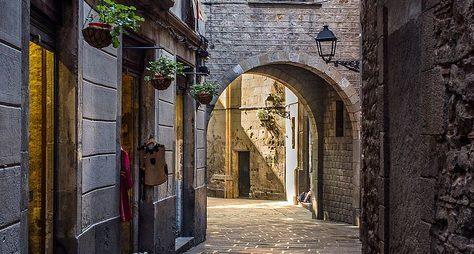 Готический квартал— сердце Барселоны