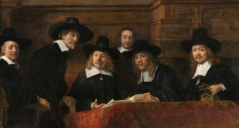 Рембрандт иВеласкес: навыставку сискусствоведом