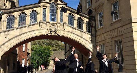 Путешествие вОксфорд