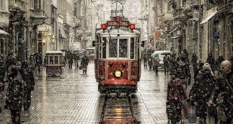 Стамбул вобъективе: уроки фотографа