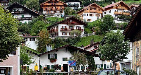 Линдерхоф иочарование Альп: поездка изМюнхена