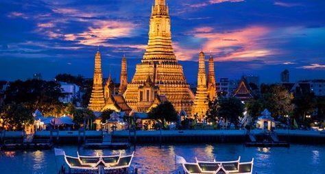 Яркие огни Паттайи + Легенды Камбоджи