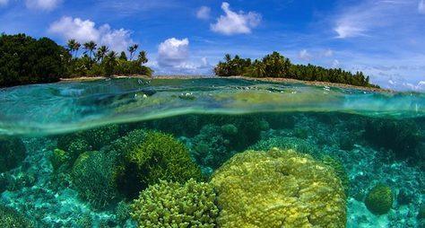Острова Корал, Майтон иРача