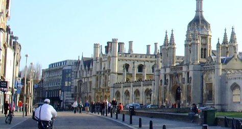 Кембридж: город, колледжи илюди