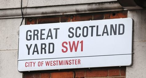 Скотланд-Ярд изнаменитые лондонские преступления