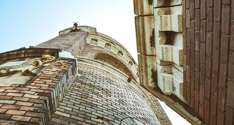 Белград наколесах: Земун, собор Святого Савы истрит-арт
