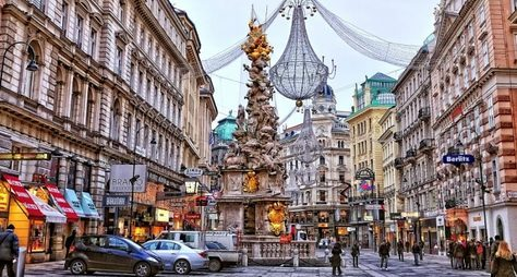 Города для поцелуев: Вена— Венеция— Верона