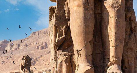 Волшебный Луксор: групповая экскурсия изХургады