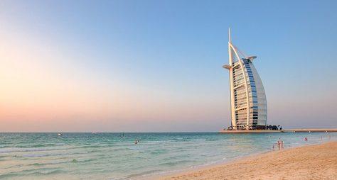 Роскошный Дубай: обзорная экскурсия ифотосессия