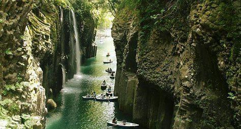 Каньоны иводопады— тайные сокровища западной Грузии