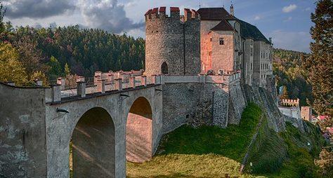 Групповой тур изПраги вцентральную Чехию