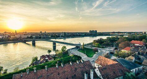 Большое путешествие насевер Сербии