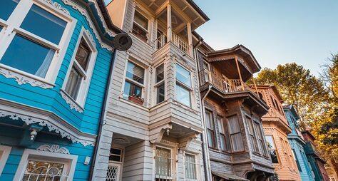 Красочный Стамбул