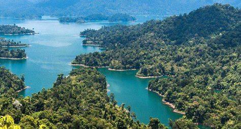 Поездка насекретное озеро Чео Лан