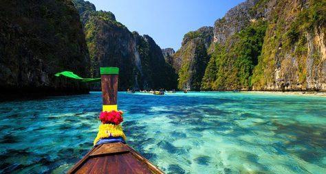 Острова Пхи-Пхи, Бамбу иМайтон— поездка на2 дня
