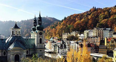 Прага— Карловы Вары: экскурсия вуютный город-курорт