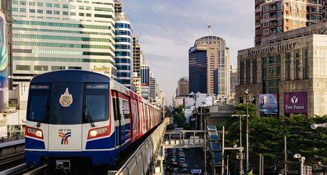 Контрасты Бангкока наавторской экскурсии