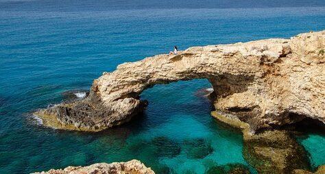 Сокровище Кипра— мыс Греко