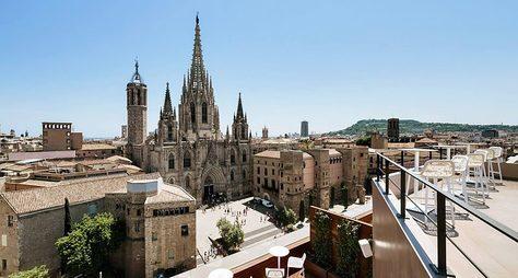 Топ-Барселона: крыши иГотический квартал