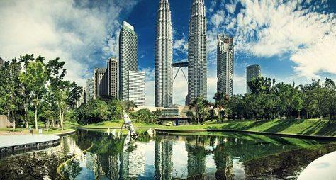 Знакомство смногогранным Куала-Лумпуром