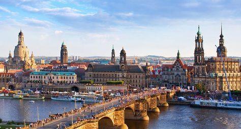 Дрезден— немецкая Флоренция