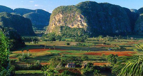 Лас Террасас идолина Виньялес— красота кубинской природы