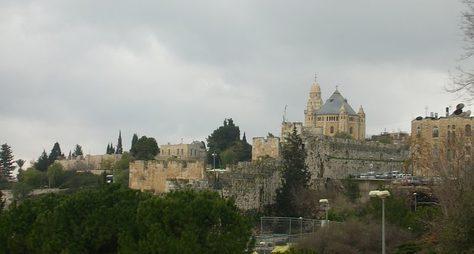 Весь Иерусалим пешком