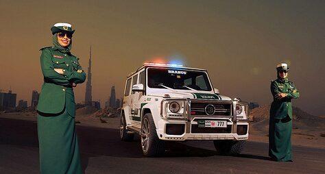 ОАЕ. Особливості ПДР і штрафи запорушення